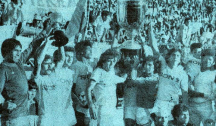 1980: Dos títulos en dos años