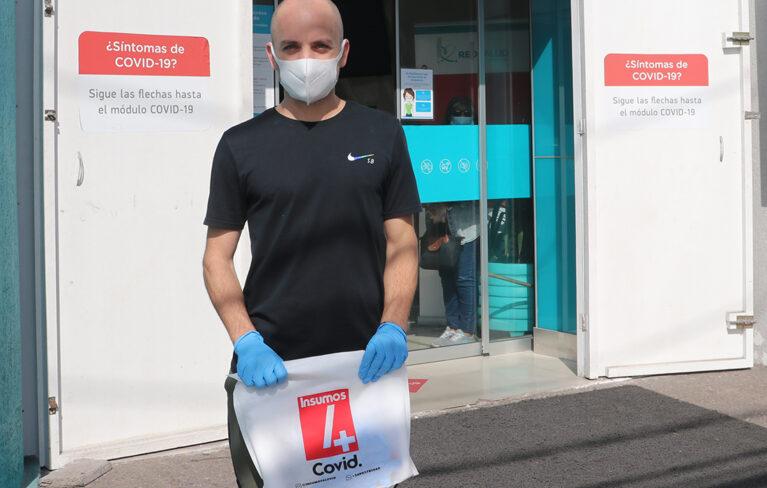 Primer Equipo se realizó exámenes PCR y Test Rápido